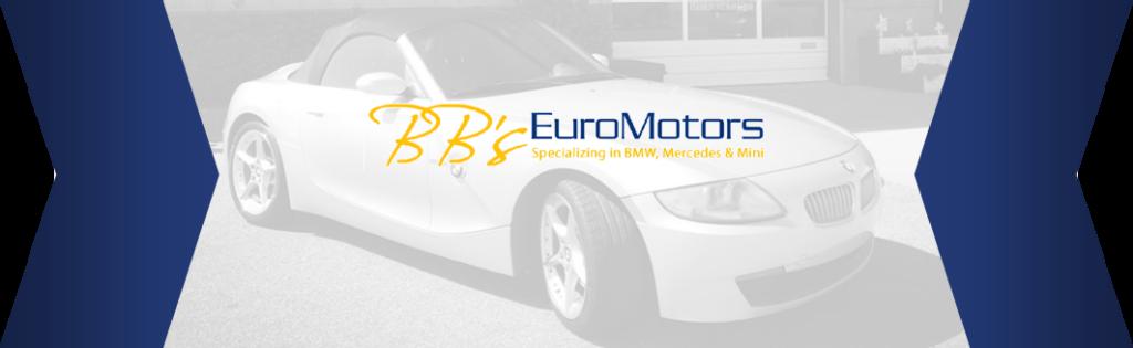New BB's Euromotors Website